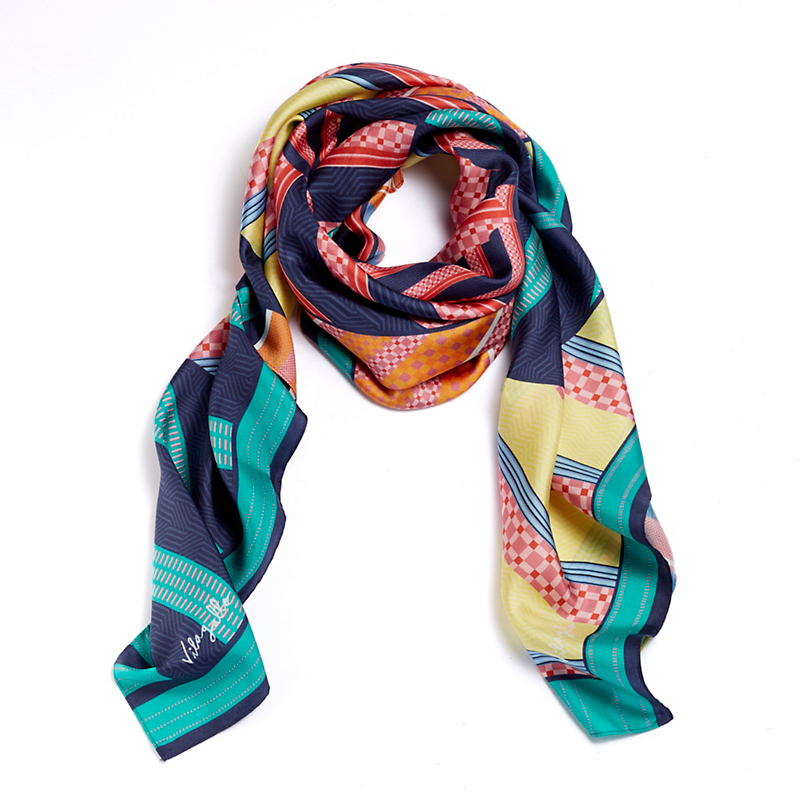 Harriet Silk Scarf