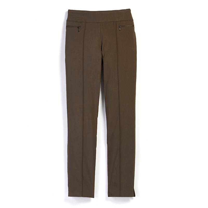 Zip-Pocket Pants
