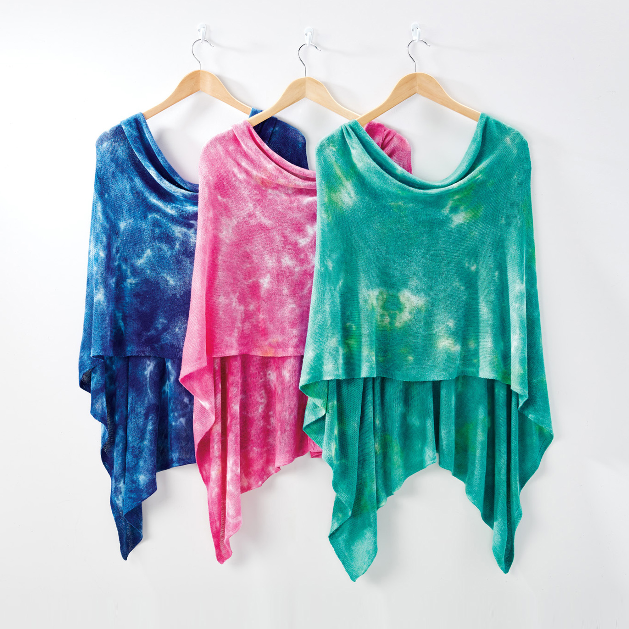 Tie-Dye Dress Topper