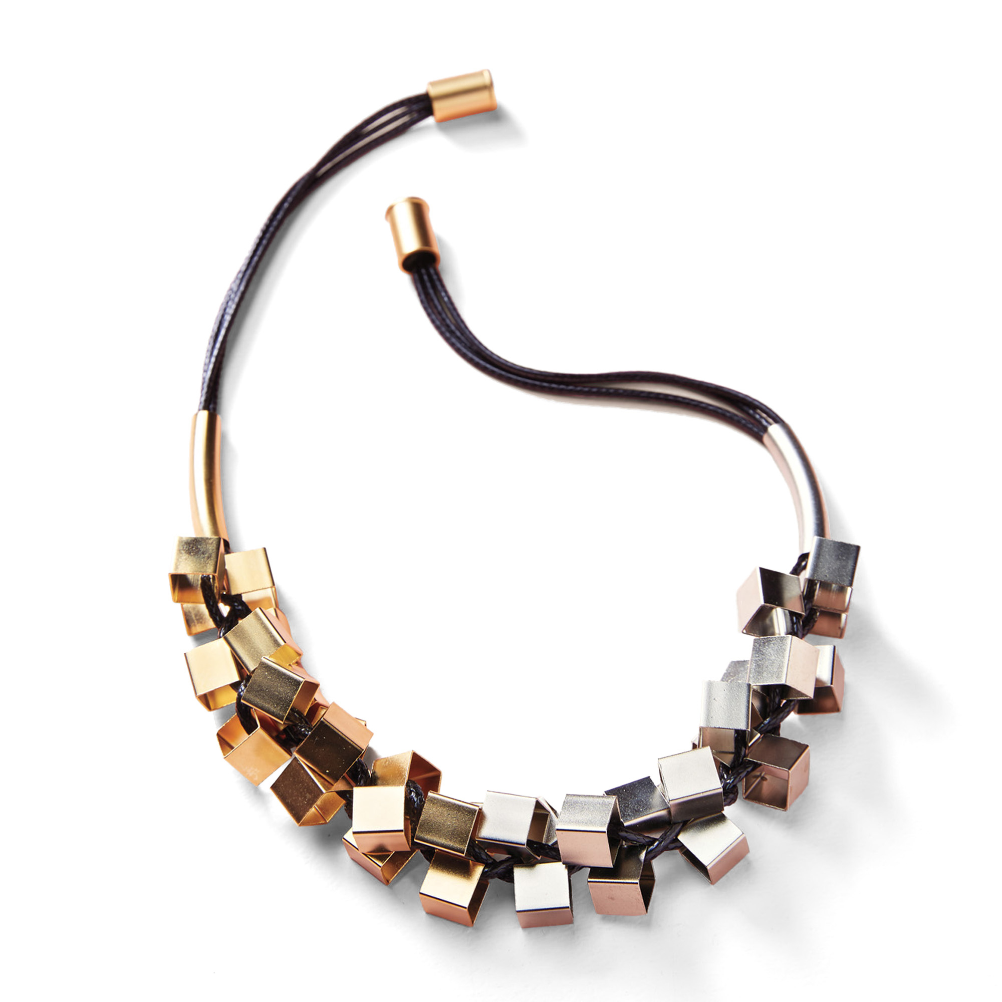 Cubes Necklace