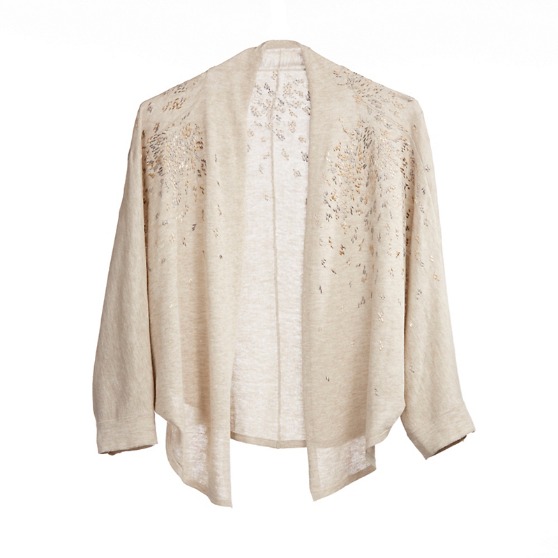 Sienna Embellished Shrug