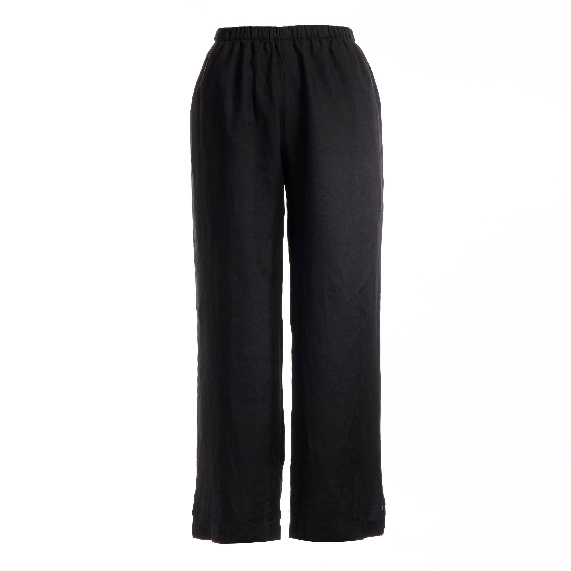 Jackie Linen Ankle Pants
