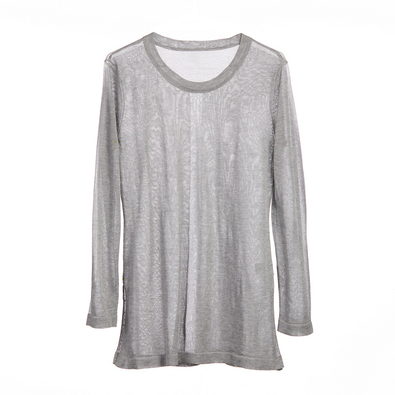 Fay Metallic Sweater