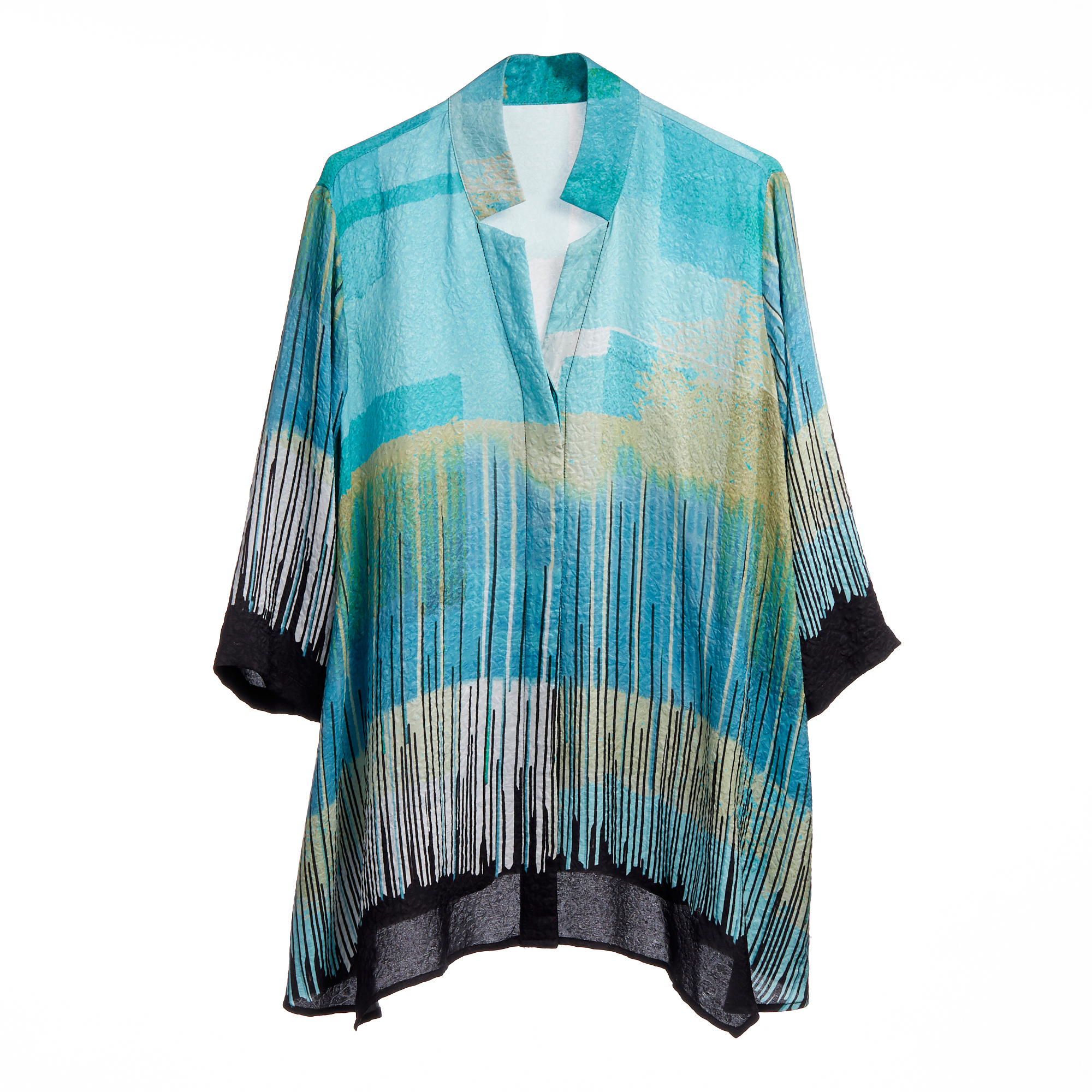 Tamara Silk Blouse
