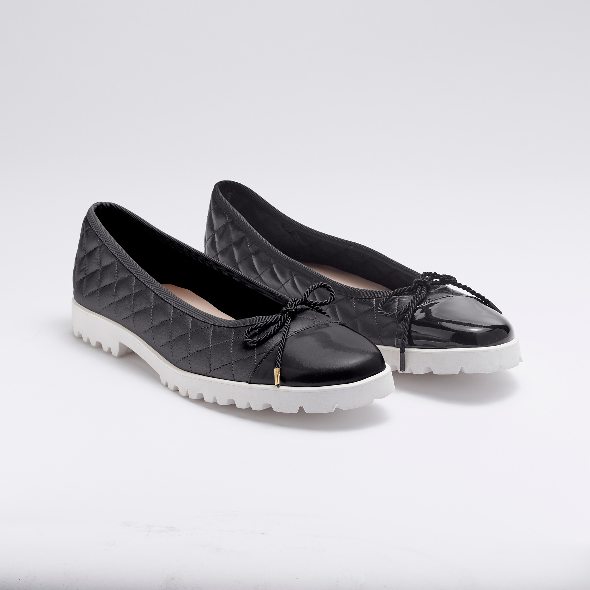 Paul Mayer Cergin Quilted Flats