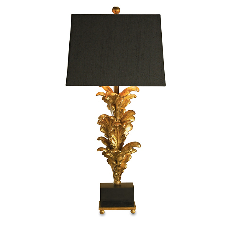 Currey And Company Side Tables: Currey & Company Renaissance Table Lamp