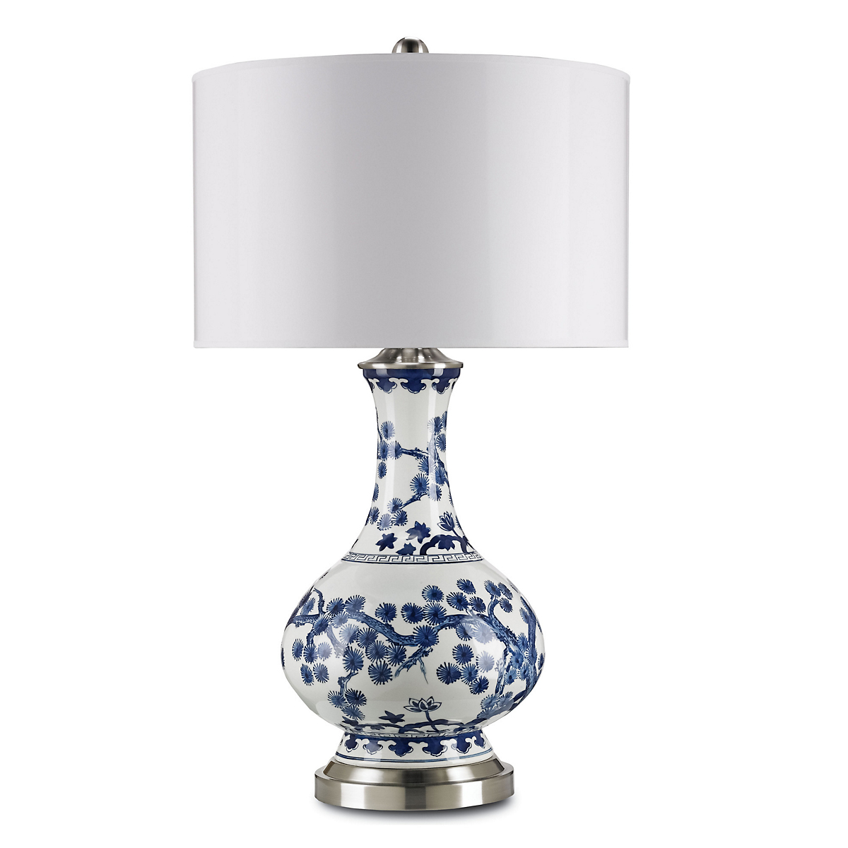 Currey & Company Jardin Table Lamp