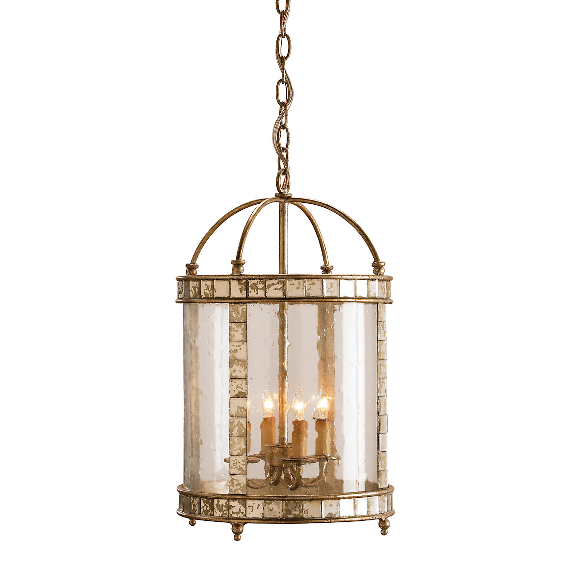 Currey & Company Corsica Small Ceiling Lamp