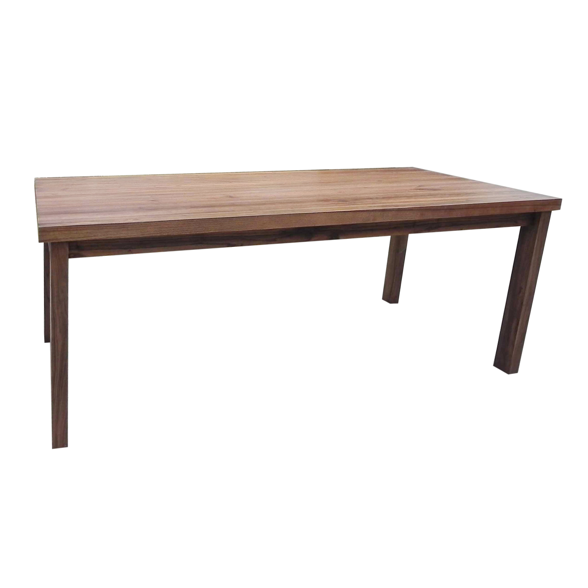 "Maria Yee Papyrus 76"" Extension Dining Table"