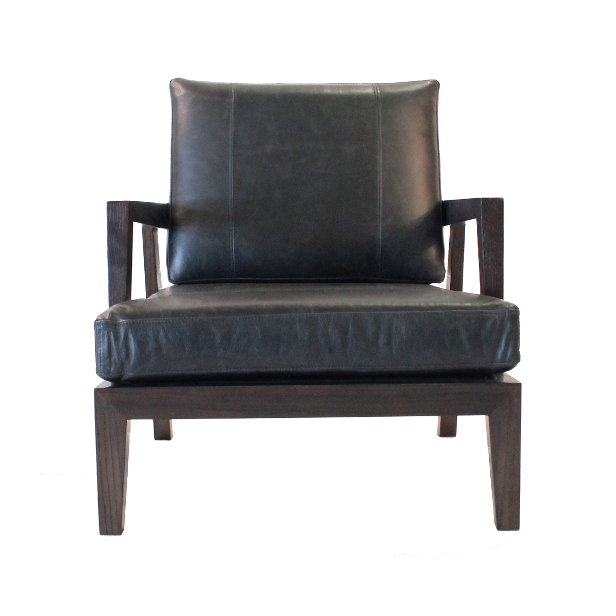 maria yee papyrus lounge leather chair gump s