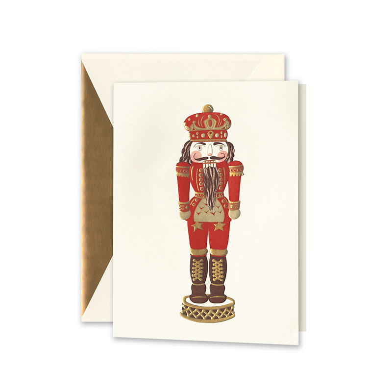 Crane & Co. Nutcracker Cards, Set of 10