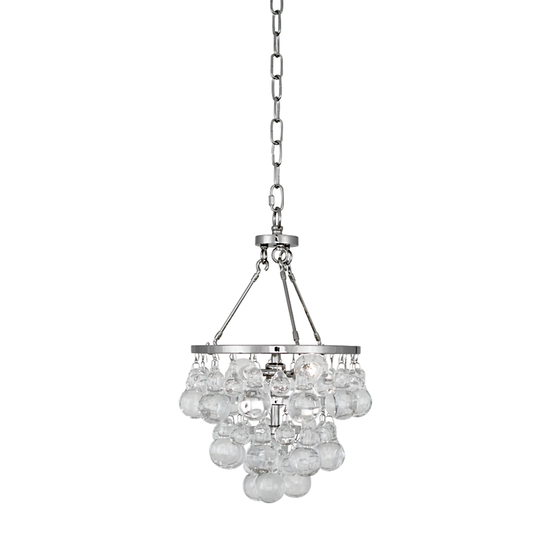 Robert Abbey Bling Pendant Light, 11""