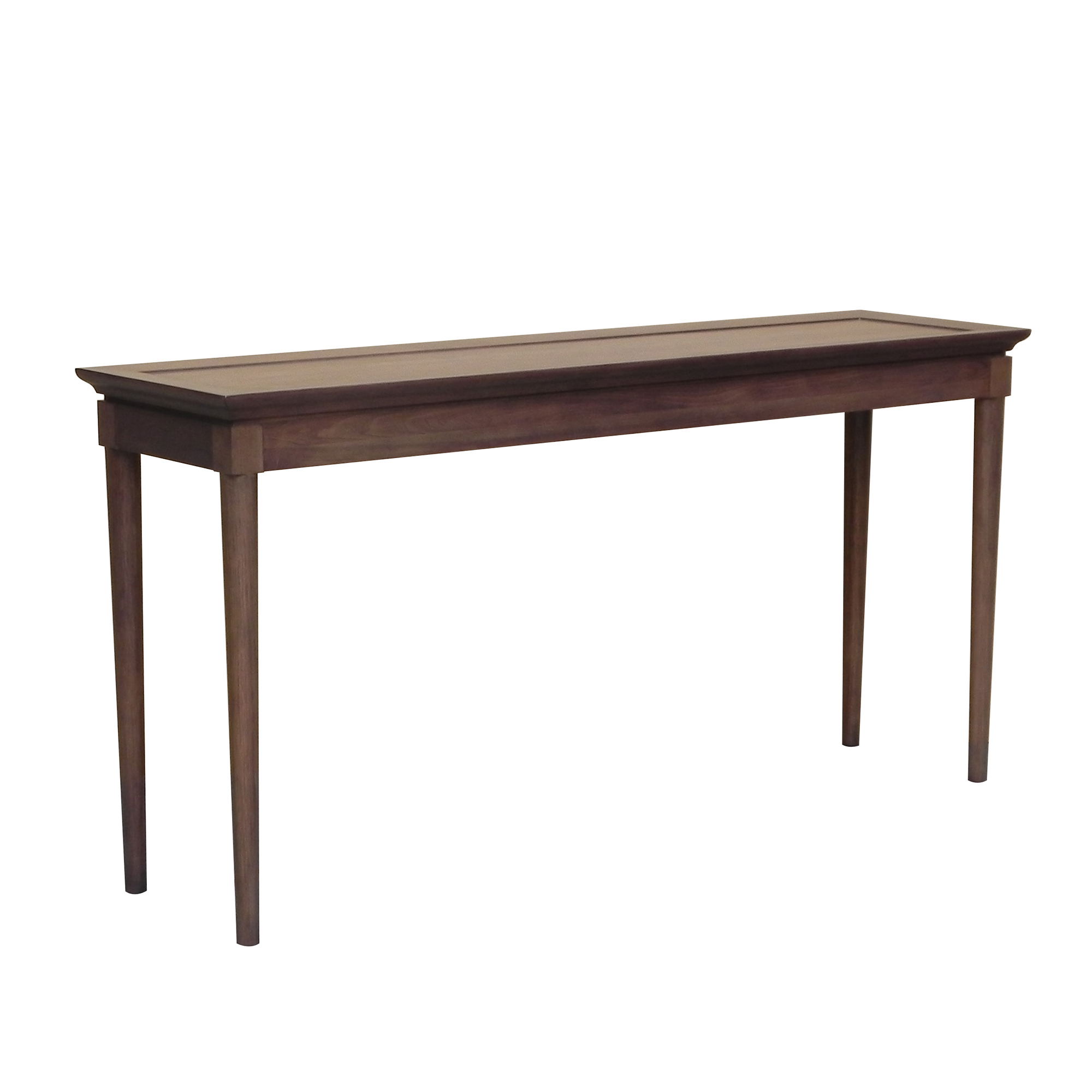 "Maria Yee Lucida 60"" Table, Pumpernickel"