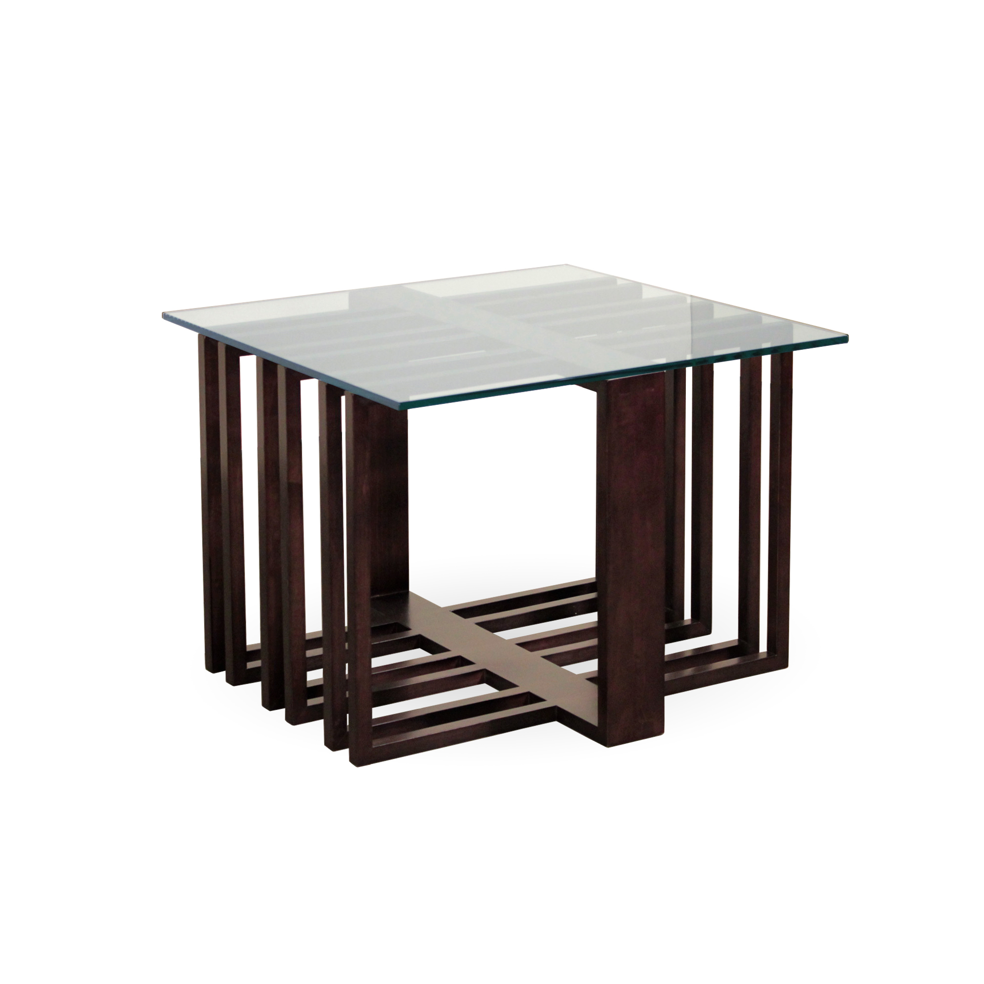"Maria Yee Maxwell 30"" Square End Table"
