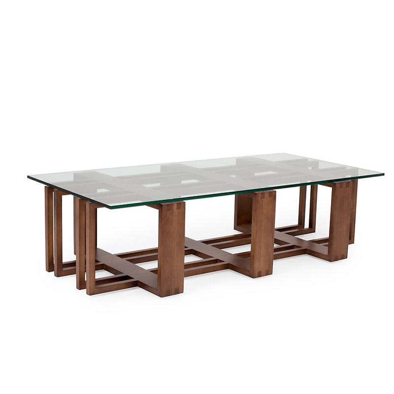 "Maria Yee Maxwell 54"" Cocktail Table"