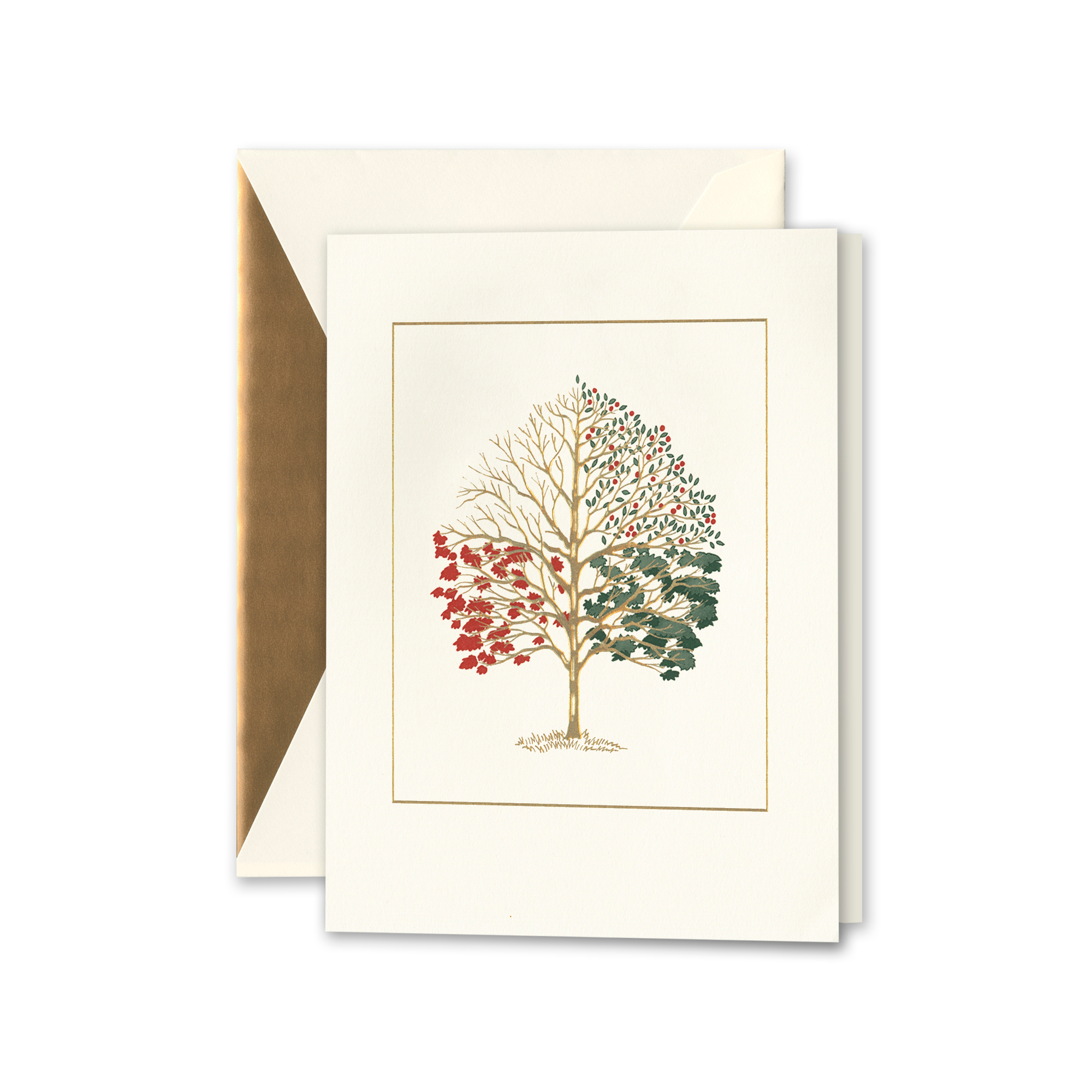 Crane & Co. Four Seasons Cards, Set of 10