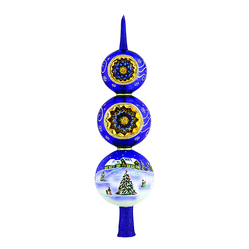 Silent Night Finial