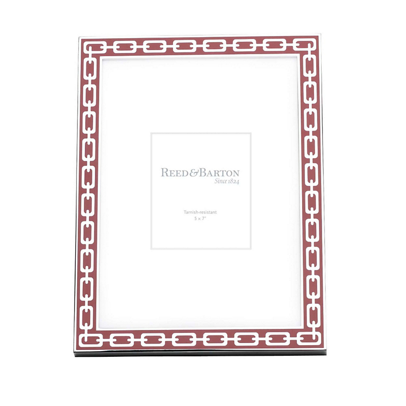 Picture frames home accents gumps san francisco reed barton poppy silver link frame jeuxipadfo Image collections