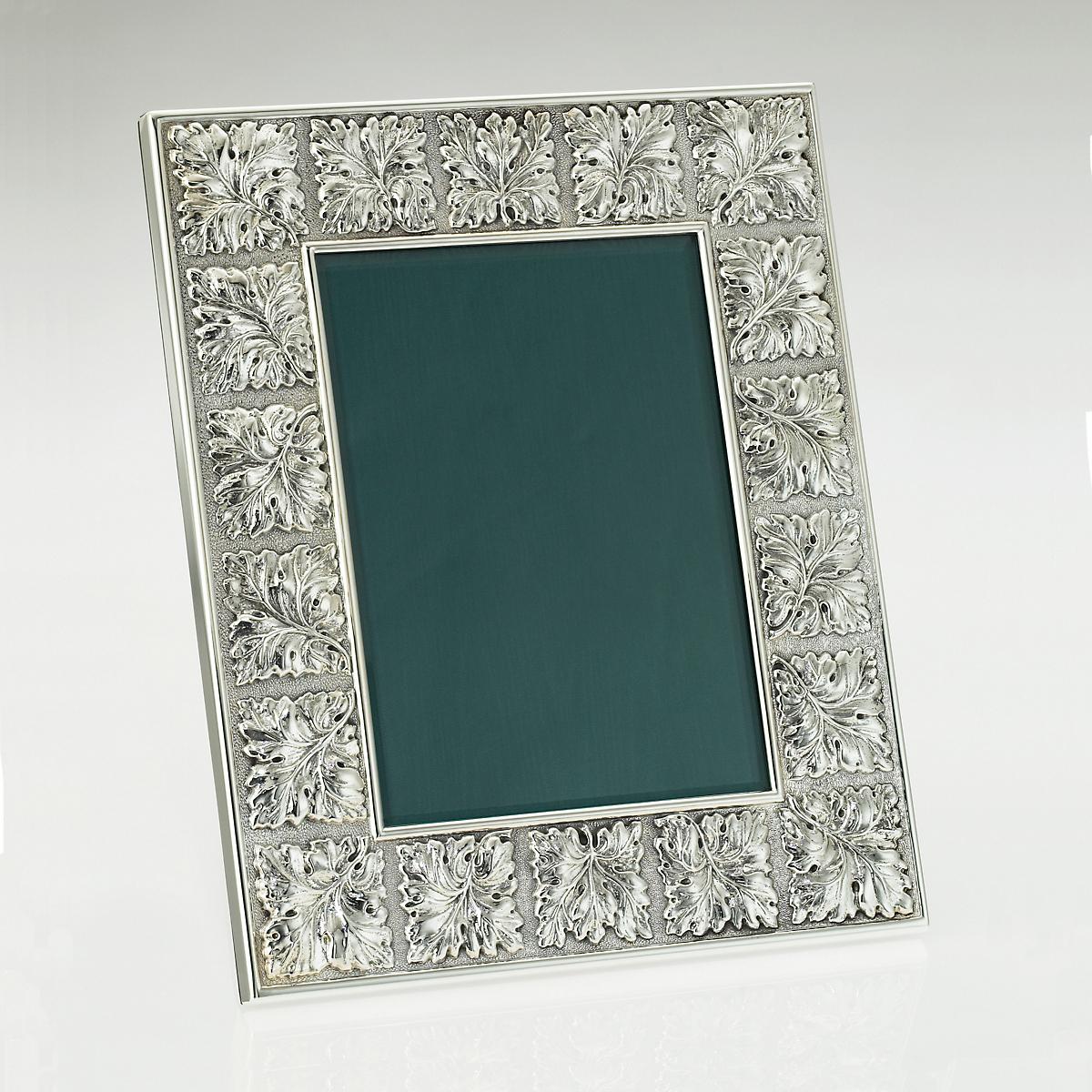 Buccellati Vine Leaf Sterling Silver Frames | Gump\'s