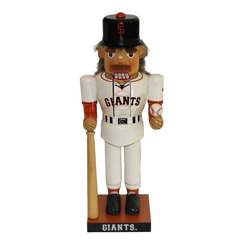 San Francisco Giants Nutcracker
