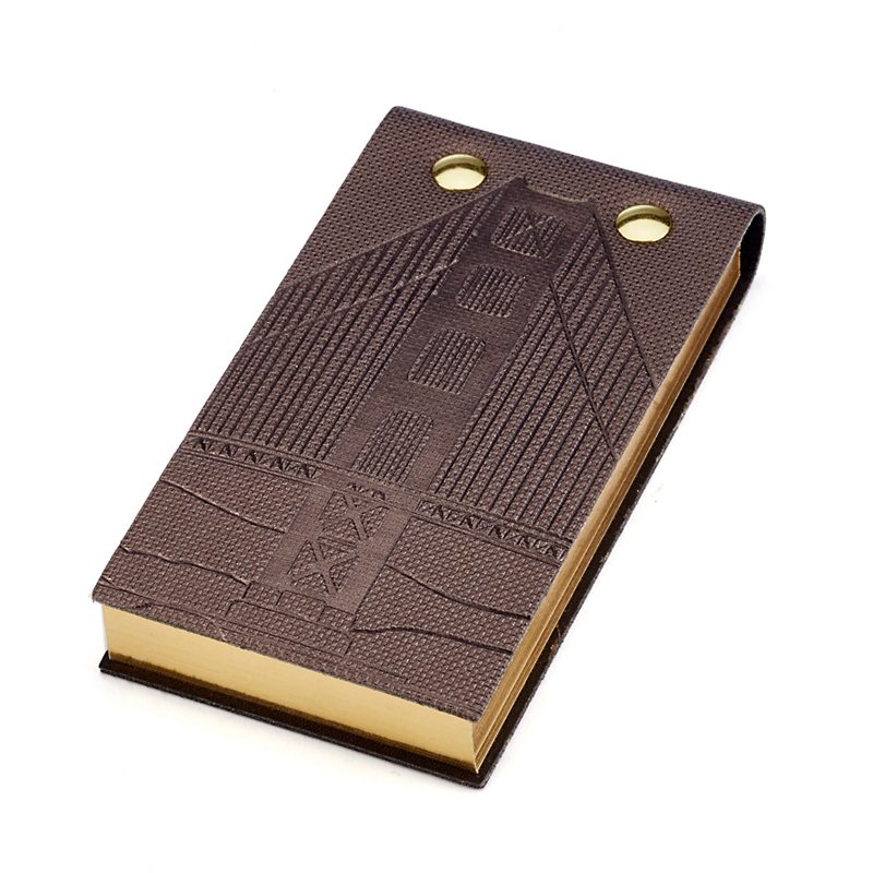 Golden Gate Bridge Flipcover Notebook
