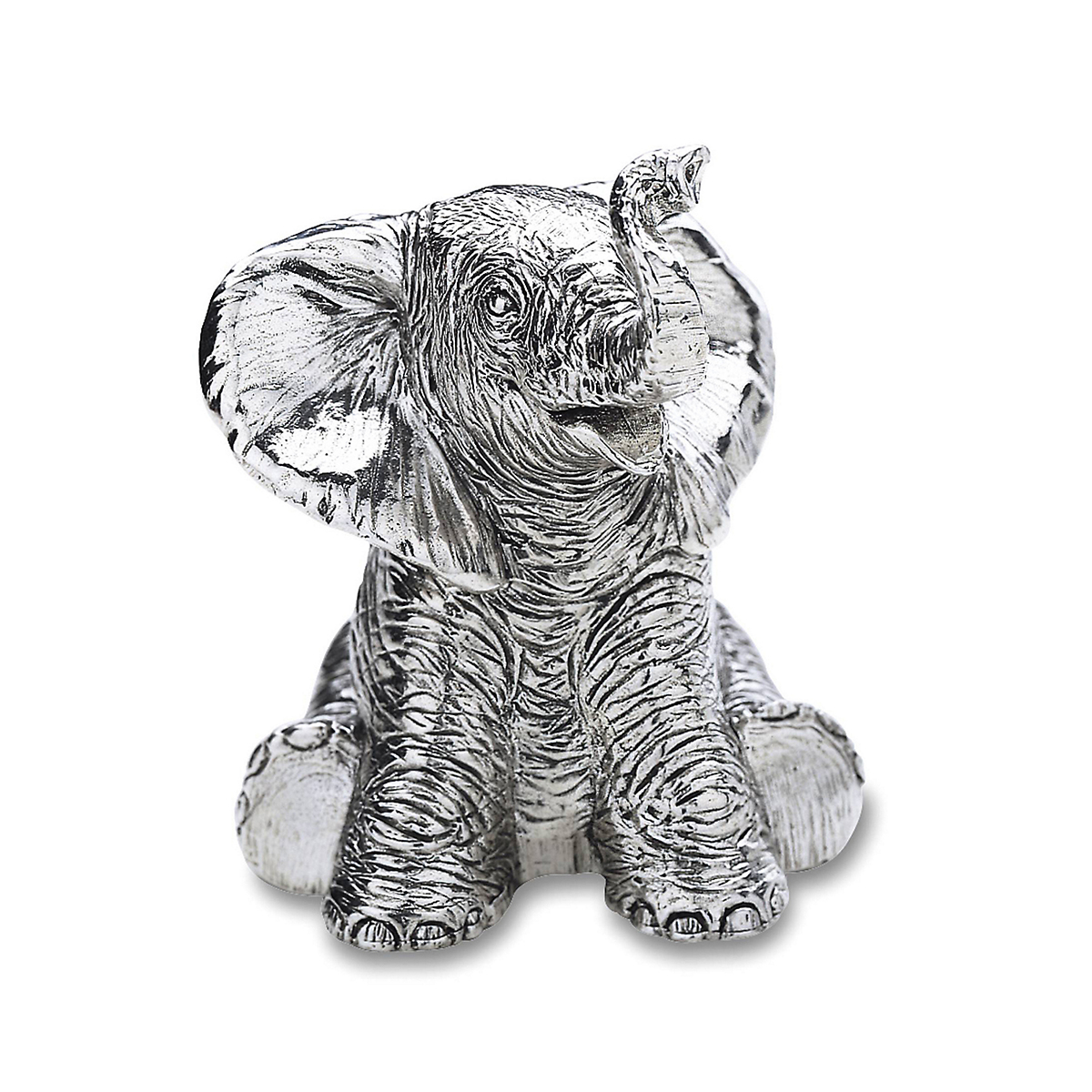 Reed & Barton Elephant Music Box