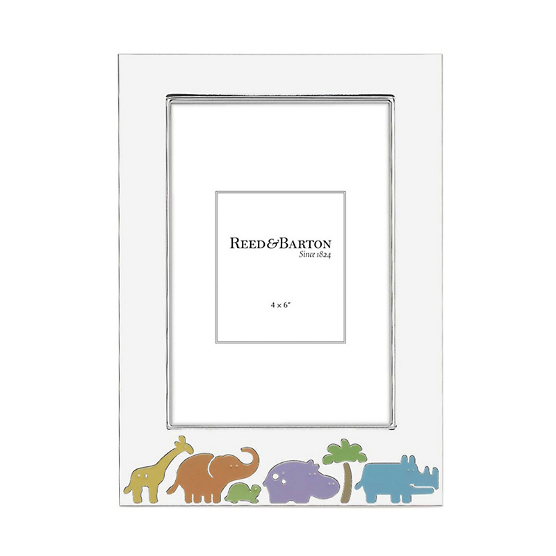 Reed & Barton Jungle Parade Frame