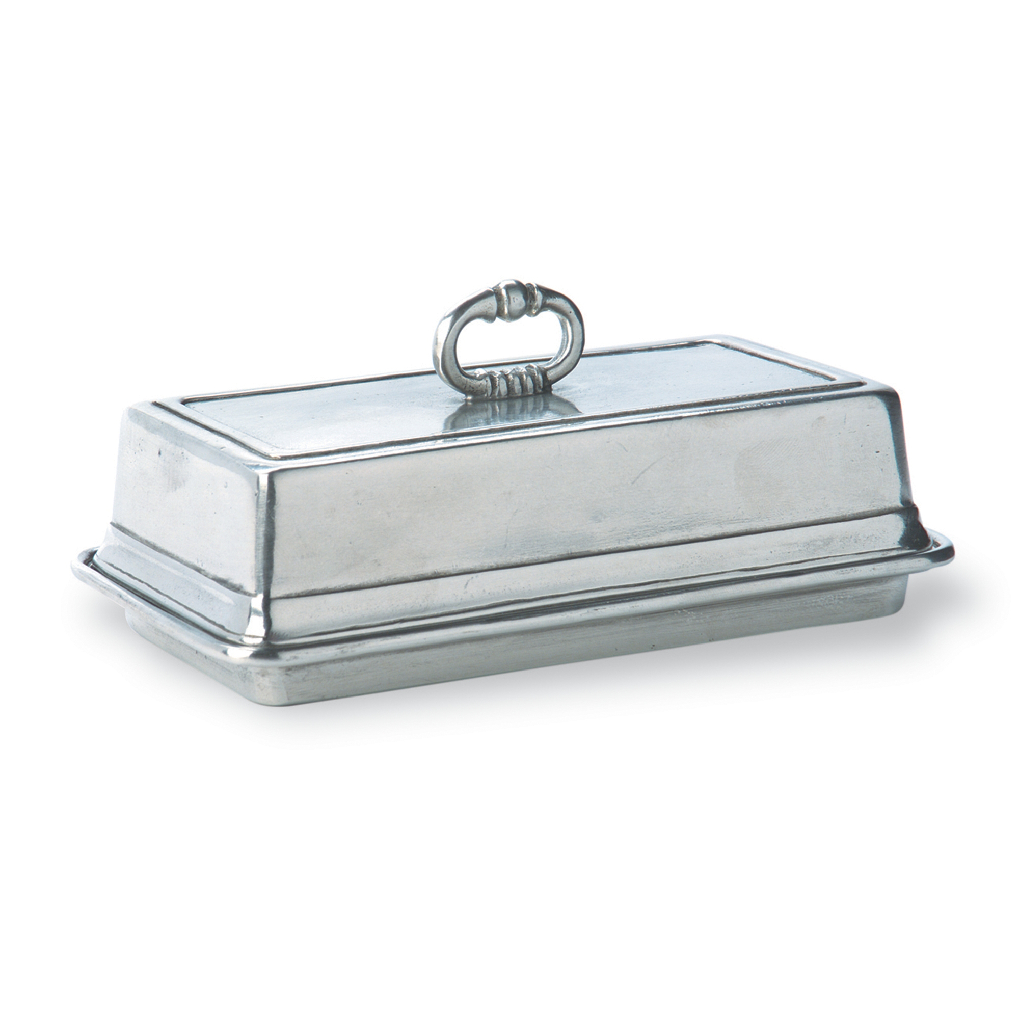 Match Butter Dish with Cover