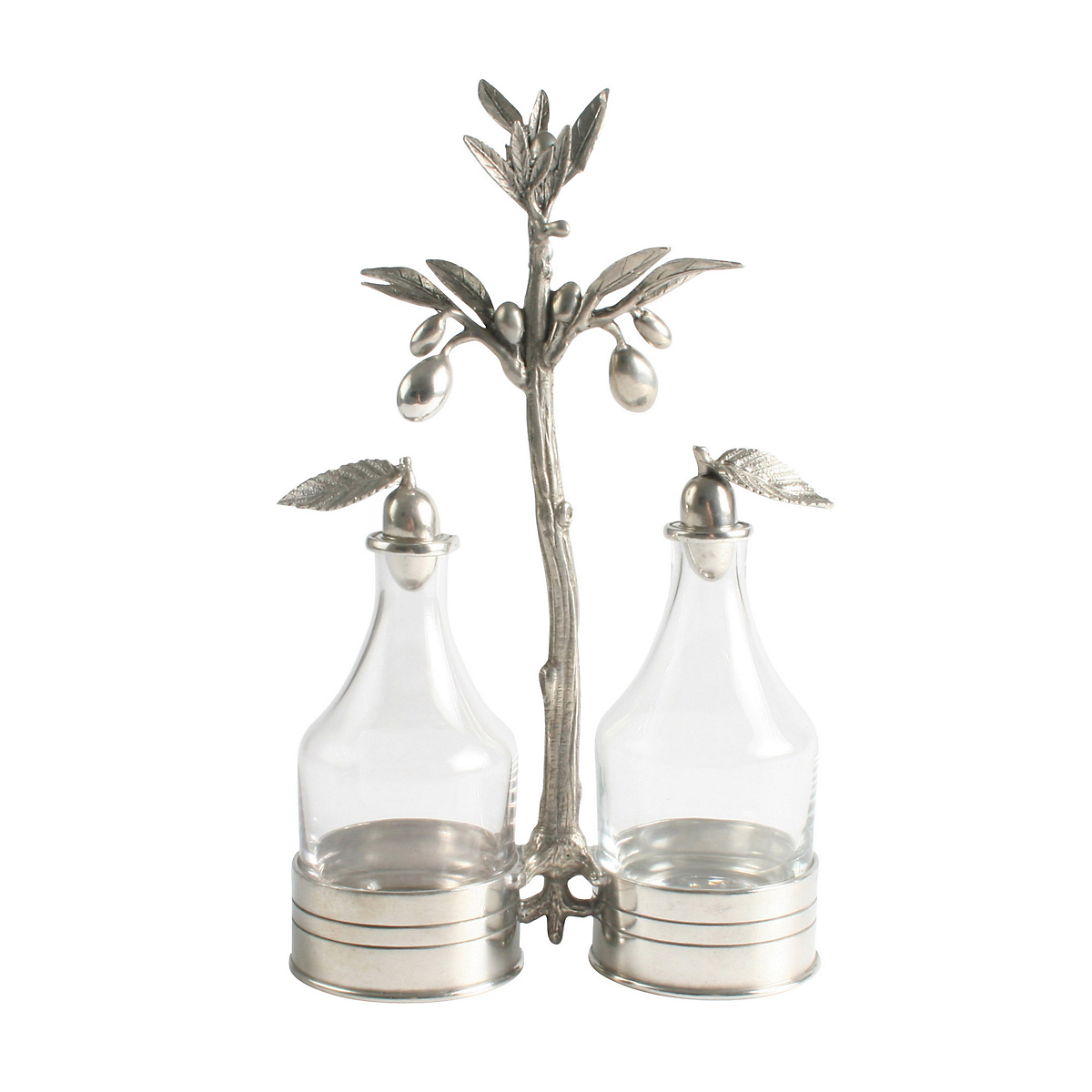 Vagabond House Olive Oil & Vinegar Set