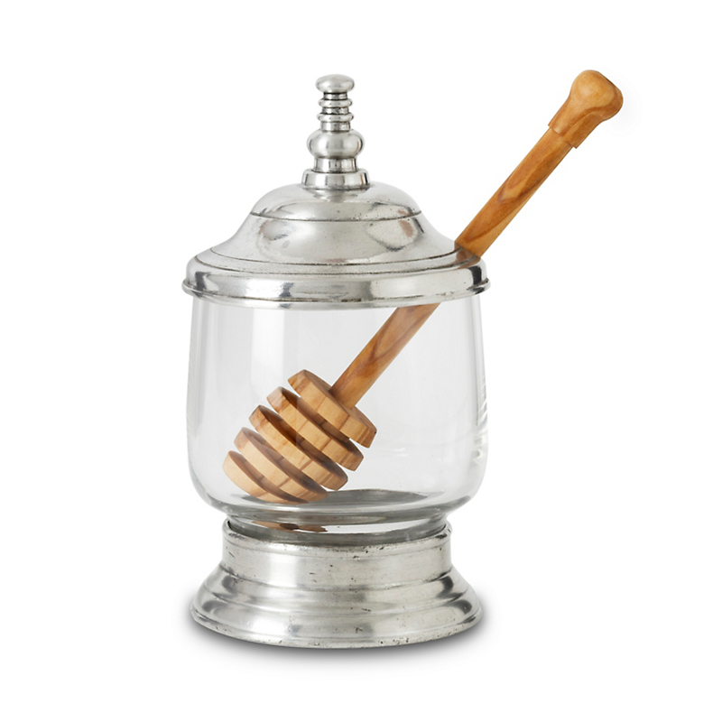 Match Honey Jar with Dipper