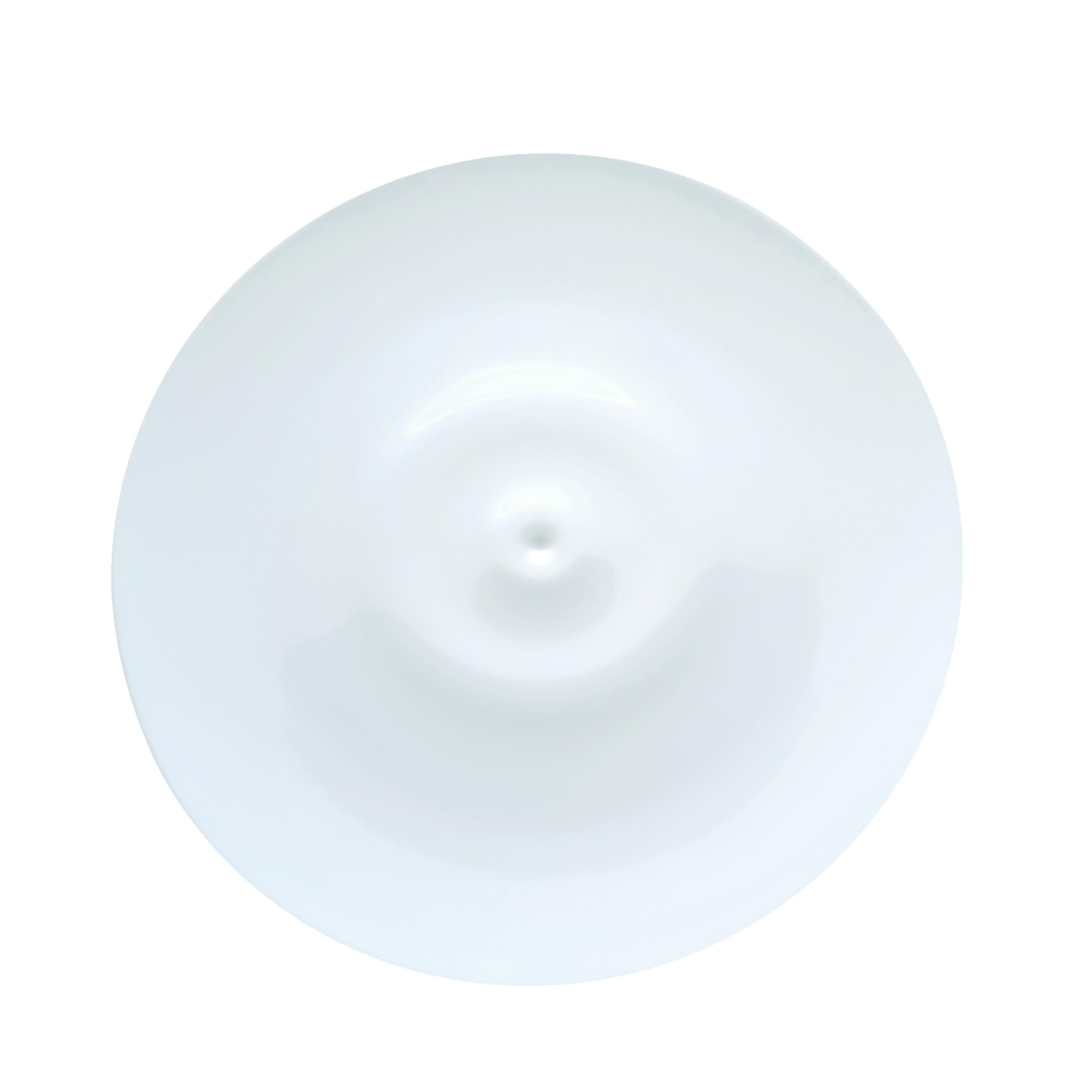 Bernardaud Bulle Dinner Plate, White