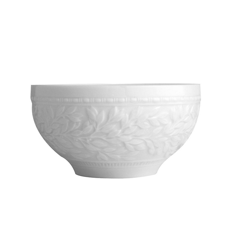 Bernardaud Louvre Cereal Bowl, White