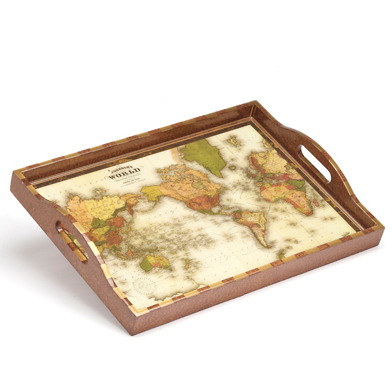 Annie Modica World Large Tray