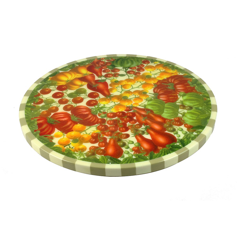 Annie Modica Tomatoes Lazy Susan