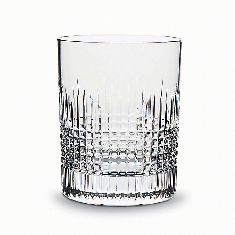 Baccarat Nancy Straight Double Old-Fashioned Glass #3