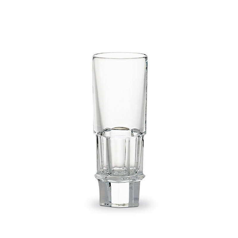 Baccarat Harcourt Abysse Vodka Glass, Set of 2