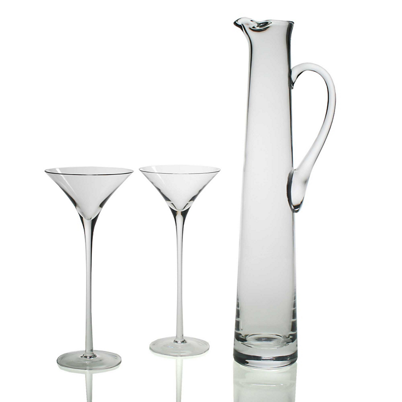 William Yeoward Lillian Jug and Martini Set