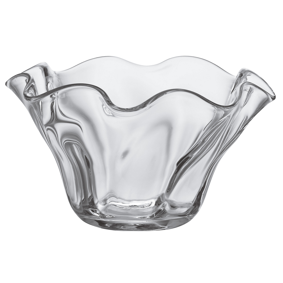Simon Pearce Chelsea Optic Bowl, Large