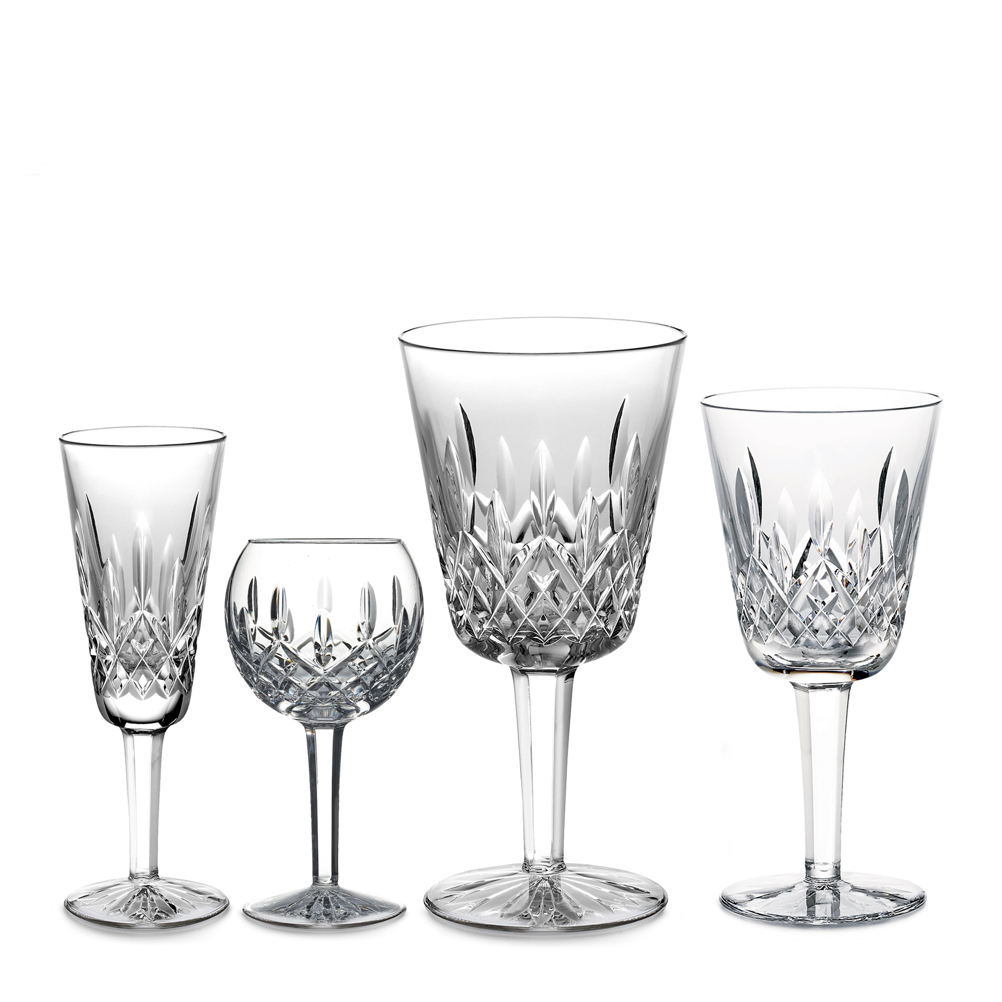 Waterford Lismore Stemware