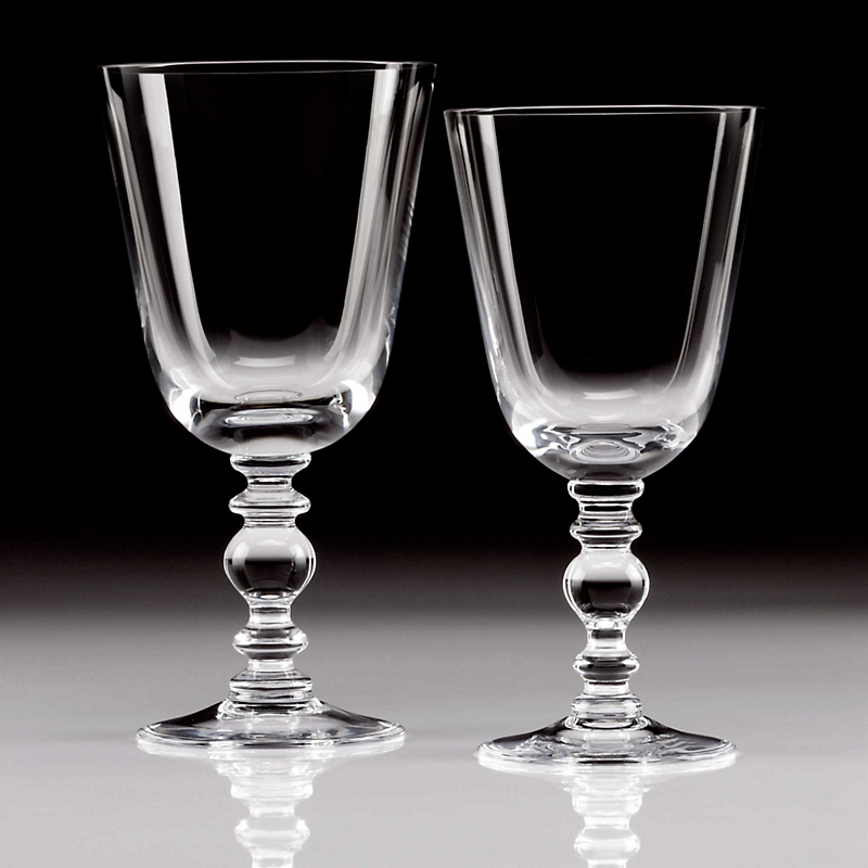 William Yeoward Fanny Clear Glass Collection