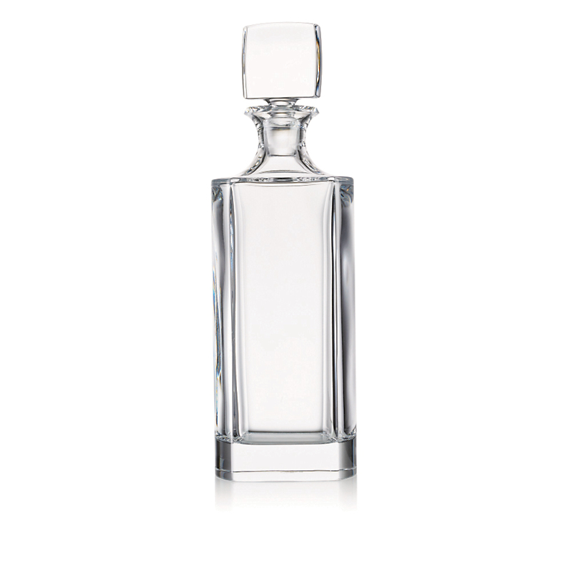 Rogaska Manhattan Vodka/Spirit Decanter