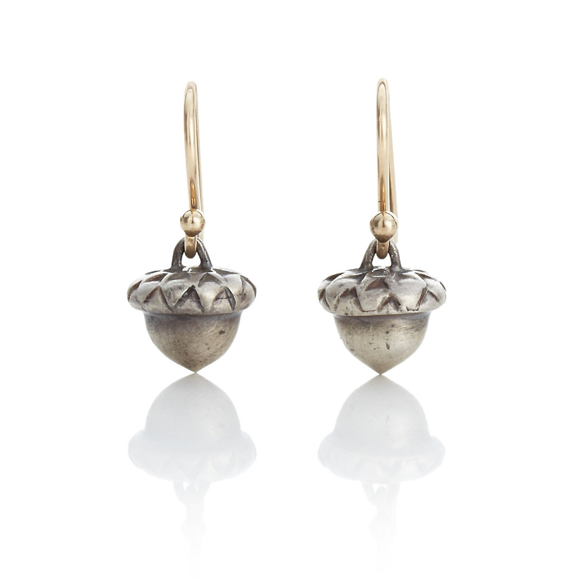 Gabriella Kiss Sterling Silver Acorn Earrings Jewelry Facebook