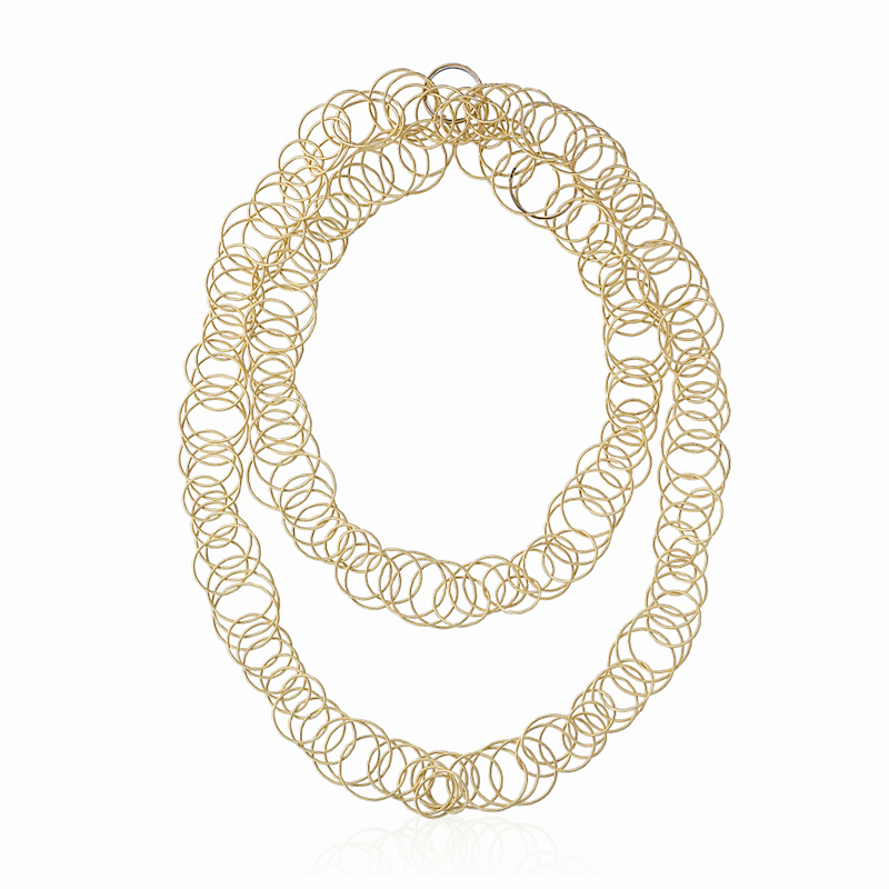 Buccellati Hawaii Necklace, 40 inch