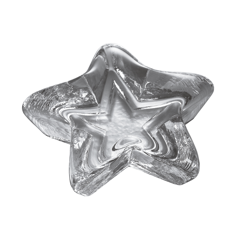 Simon Pearce Star Paperweight, Small