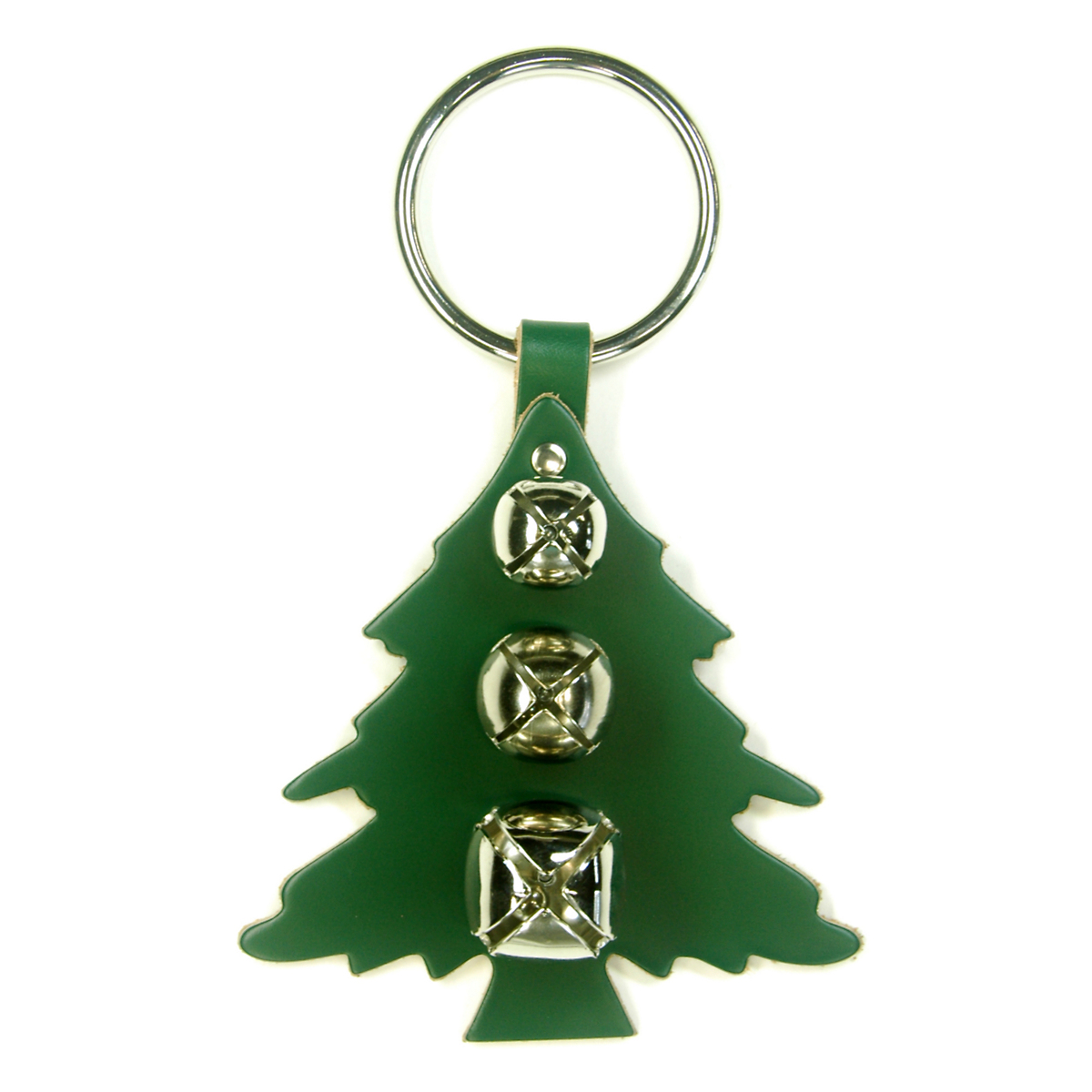 Tree Door Hanger with Bells