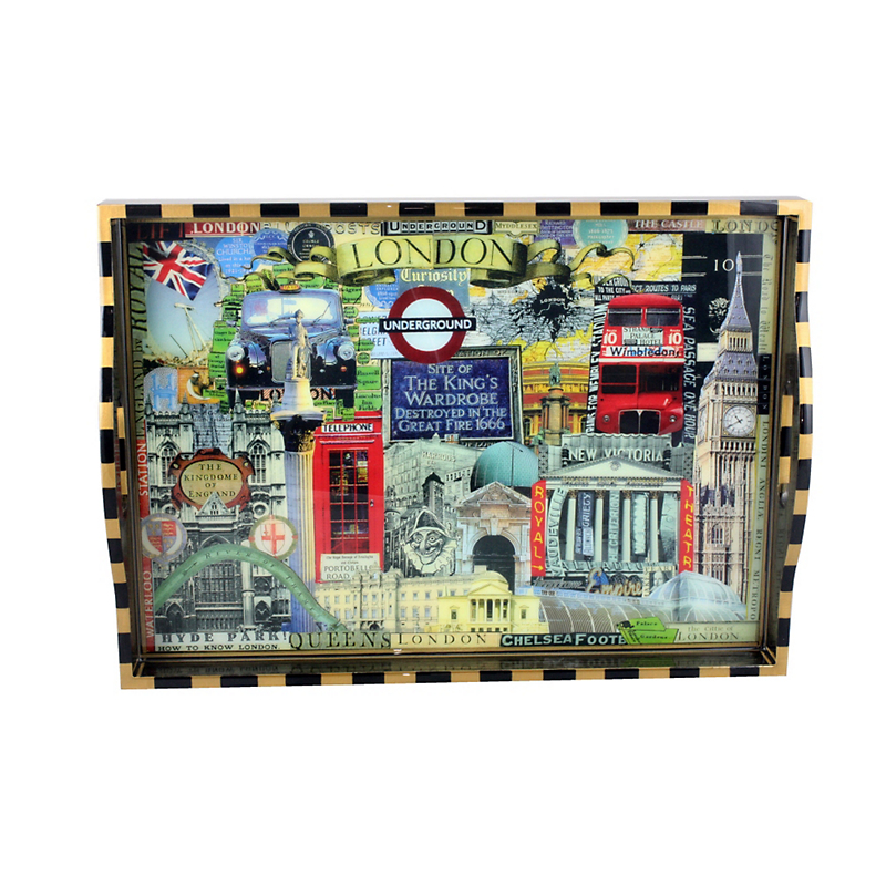 Annie Modica London Tray, Large