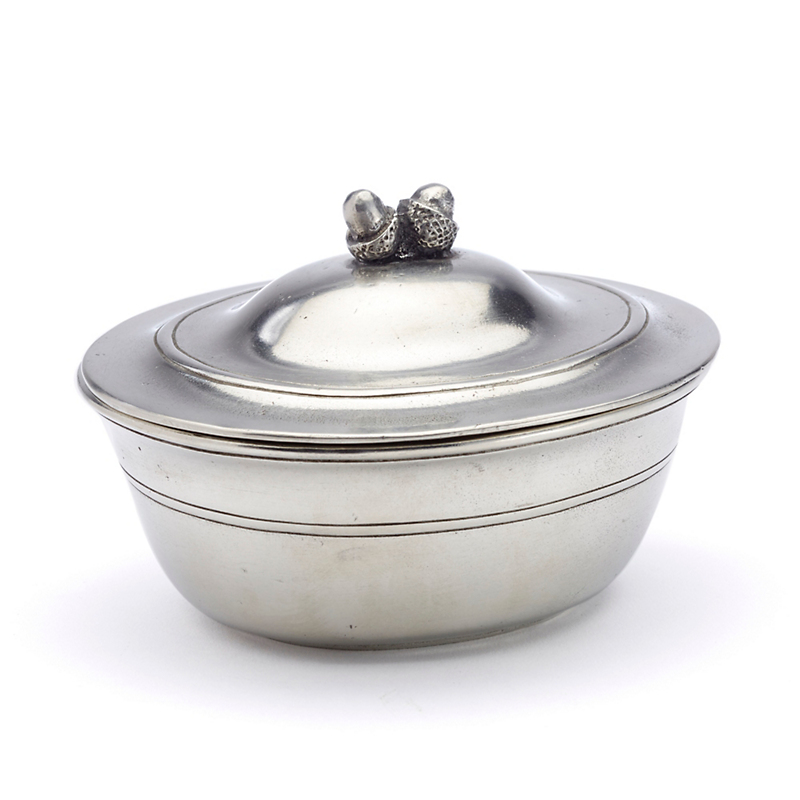 Match Acorn Lidded Bowl