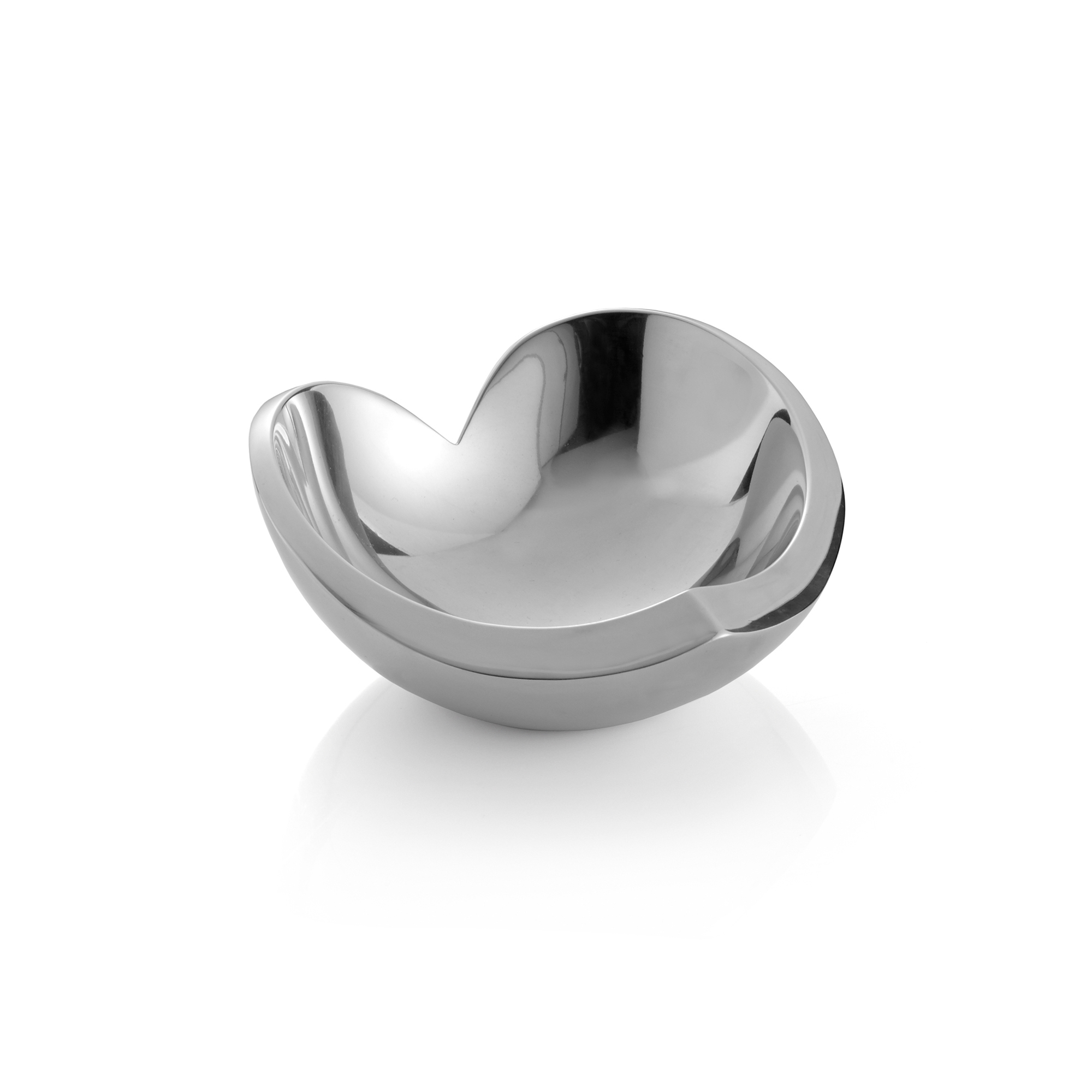 Nambé Mini Heart Bowl