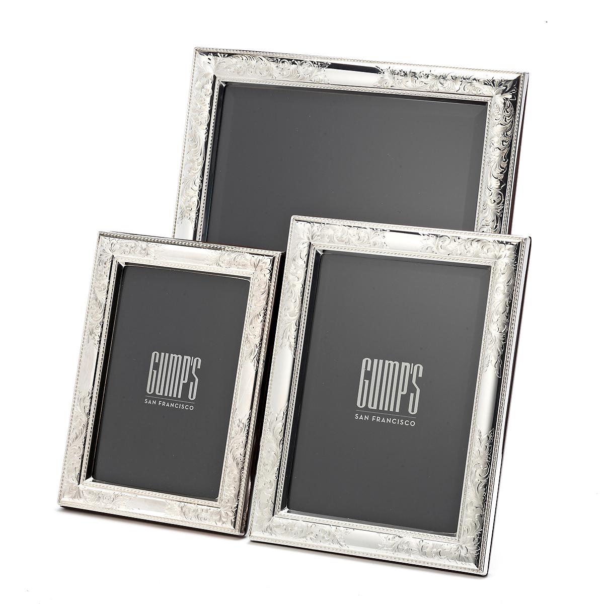 sterling silver renaissance frames