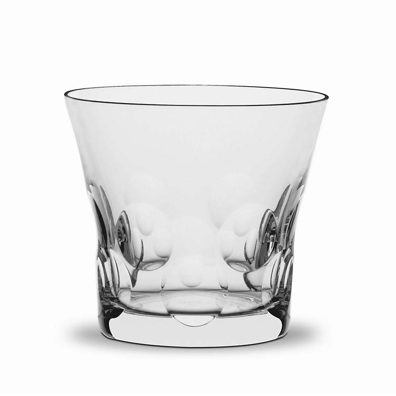 Baccarat Beluga #2 Tumbler, Set of 2